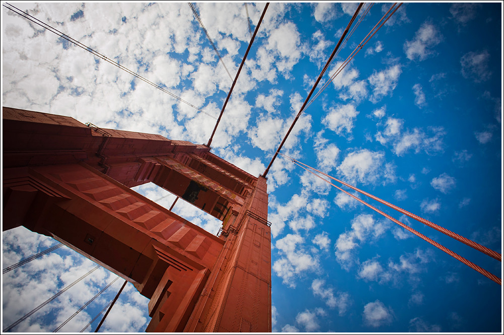 150 of 365 - Golden Gate Bridge.