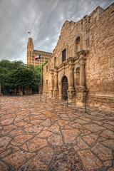 Misión San Antonio de Valero - The Alamo