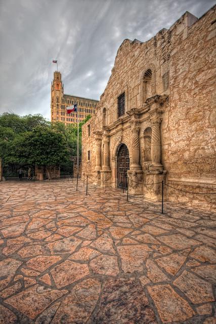 Misi 243 N San Antonio De Valero The Alamo Flickr Photo