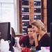Around the Envato Office - Briany & Carmen in deep conversation