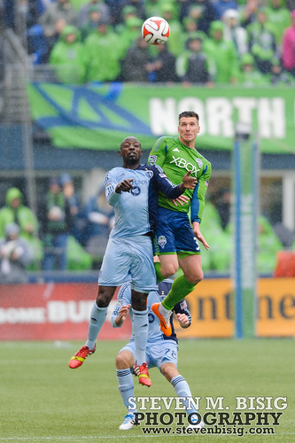 MLS: Sporting KC at Seattle Sounders