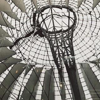 Image of Sony Center.