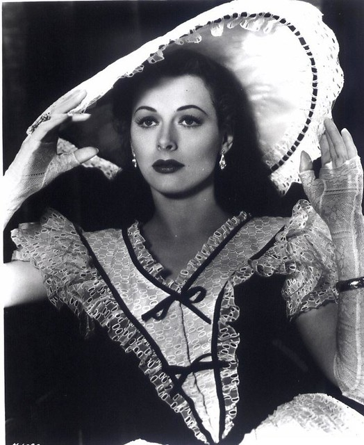 Hedy Lamarr - Picture Gallery
