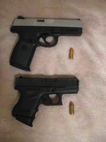 glock 27 40 smith and wesson 9mm sw9ve gun bullets