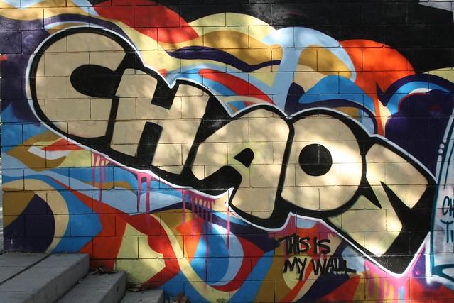 Chaos Graffiti
