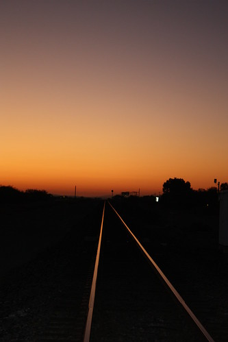 railroad red arizona rock train sunrise unitedstates tucson twin peak az peaks saguaro picacho marana