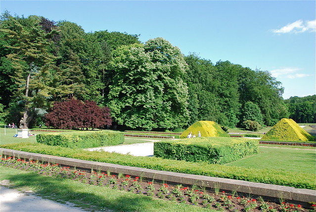 Le jardin fran ais du parc de tervuren flickr photo for Jardin francais