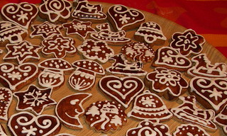 High time to bake some gingerbread