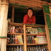 Nepalese shopkeeper