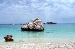 a wonderful hot holiday in Sardegna