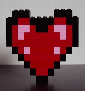 Heart (Big) - Castlevania