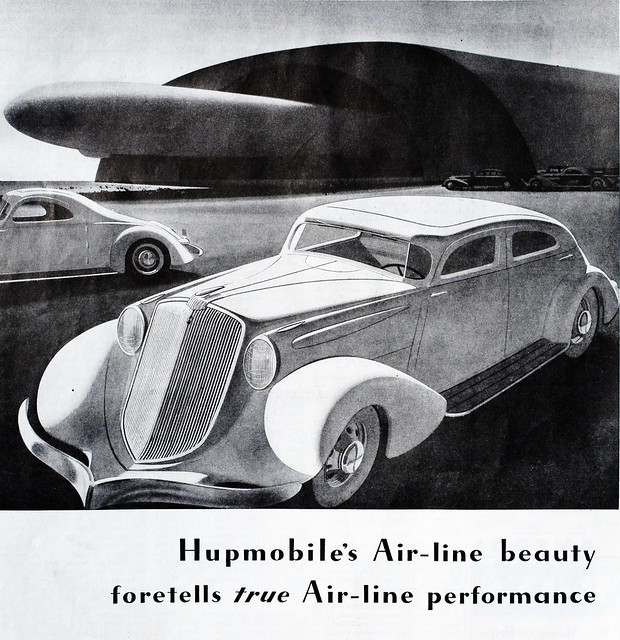 The 1934 Hupmobile