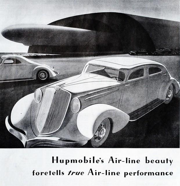 The 1934 Hupmobile
