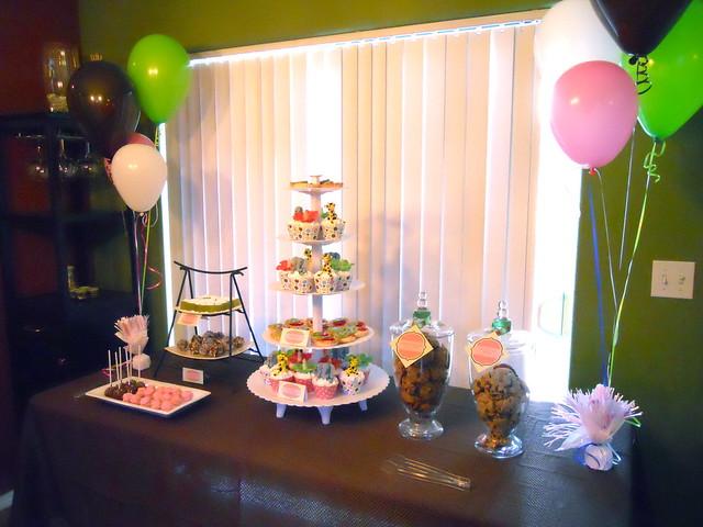 dessert bar baby shower artisan cake company flickr photo