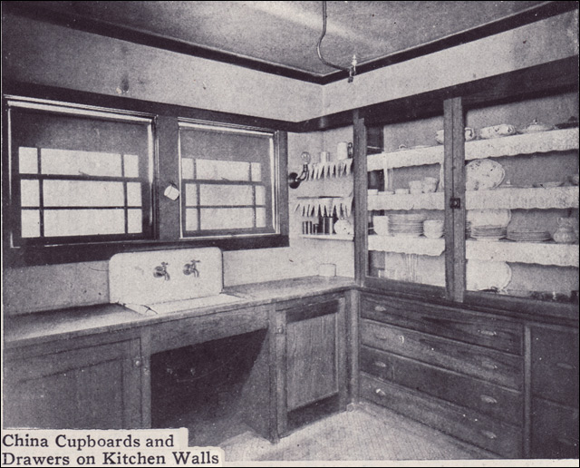 cabinet images kitchen c 1915 kitchens a gallery on flickr 1917