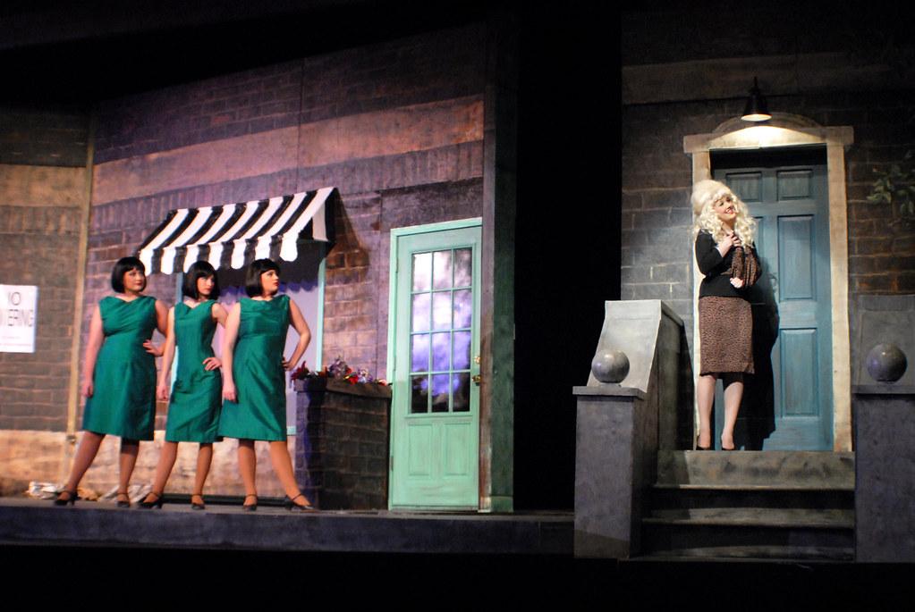 Little shop of horrors 2994 burnsville high school for Burnsville theater