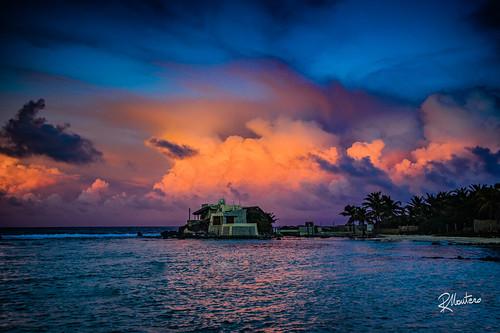 clouds mantero riccardomantero riccardomariamantero blue landscape mexico natura outdoors sky travel water