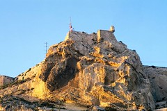 Alicante/Alacant (ciudad) - Castillo Santa Bárbara