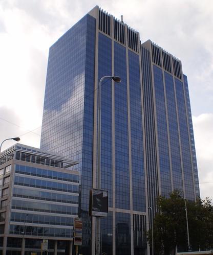 Finance Tower - Tour des Finances - Financiëntoren Brussels 3