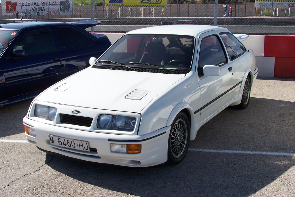 Ford Sierra Cosworth 1987