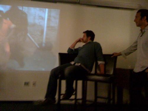 Vanguard presentation at Hulu