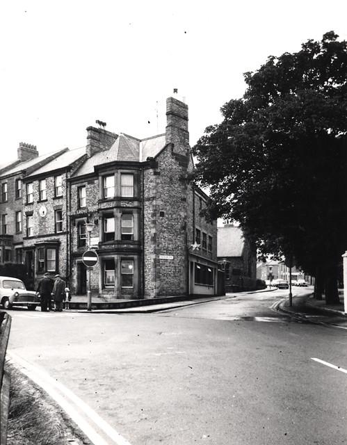 Belle Grove pub (1875-2008)