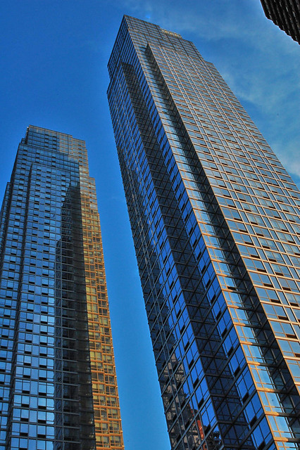 Tall Building Skyscraper NYC New York City Building Architecture Architectural