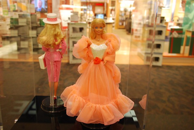 Minnesota Trip 2009 - Barbie Heritage Collection