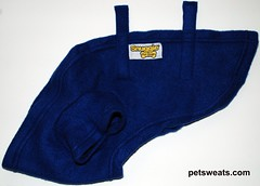 hand(0.0), pattern(0.0), denim(0.0), wool(0.0), outerwear(0.0), cap(0.0), pocket(0.0), textile(1.0), polar fleece(1.0), clothing(1.0), blue(1.0),