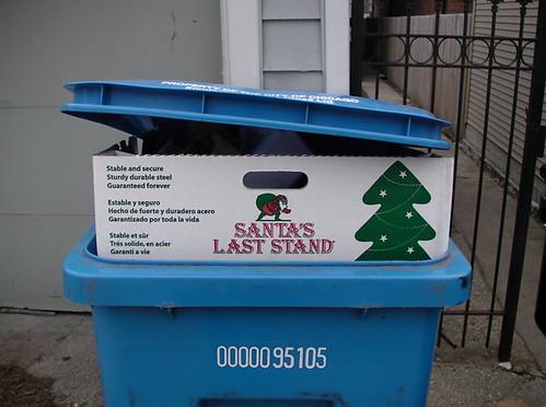 Santa's Last Stand
