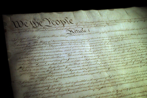 Constitution in the National Archives