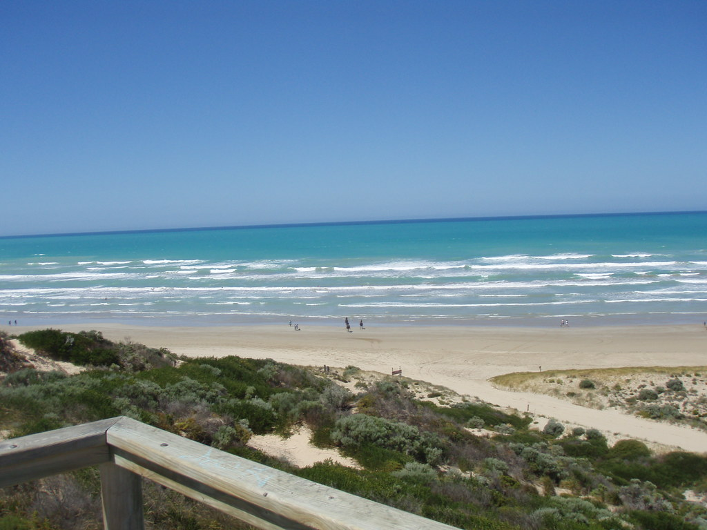 Goolwa Beach South Australia