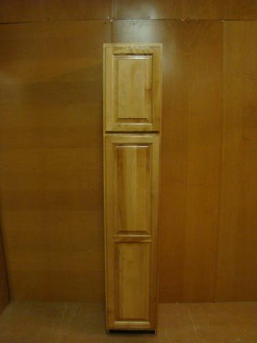 kraftmaid birch kitchen bathroom pantry cabinet 15 w ebay