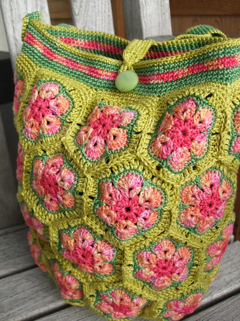 African flower bag Spring Flickr - Photo Sharing!