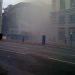 Fire on City Road