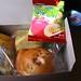 China Air breakfast