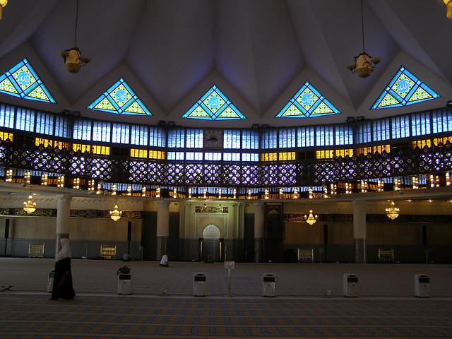 回教徒祈祷的地方