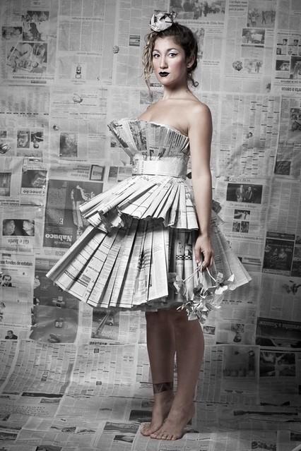 Origami - Moda Descartável