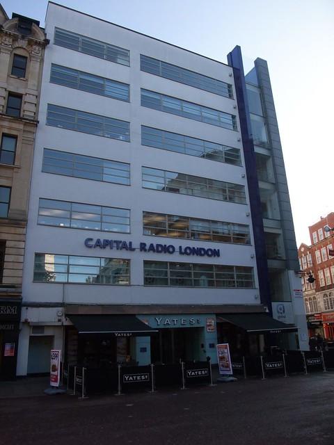capital radio london: