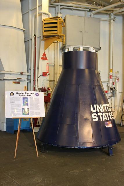 Landekapsel: Gemini Capsule