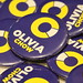 Buttons by Olivia Chow