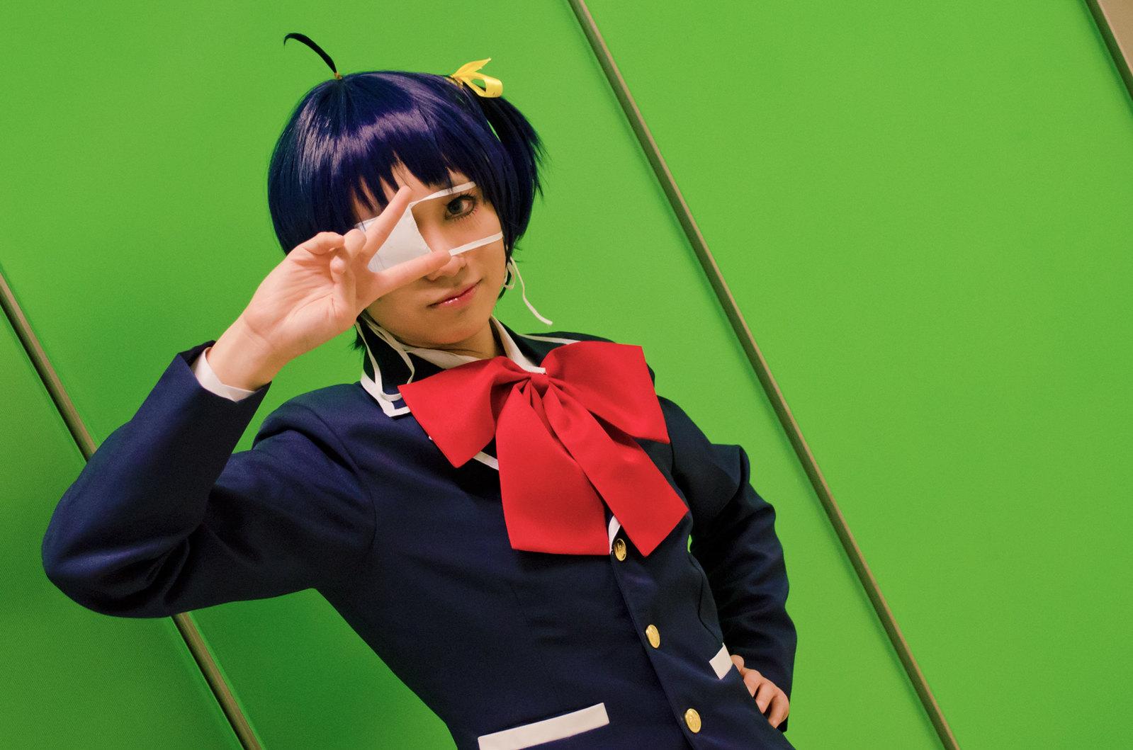 Rikka Takanashi Cosplay