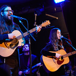 Wed, 08/02/2017 - 9:15pm - Flo Morrissey and Matthew E. White perform for WFUV Members at City Winery in New York City, 2/8/17. Hosted by Rita Houston. Photo by Gus Philippas.
