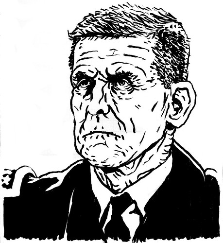 Sketchbook: Michael Flynn