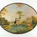 Tristram Shandy Tray, c1800,  LP304