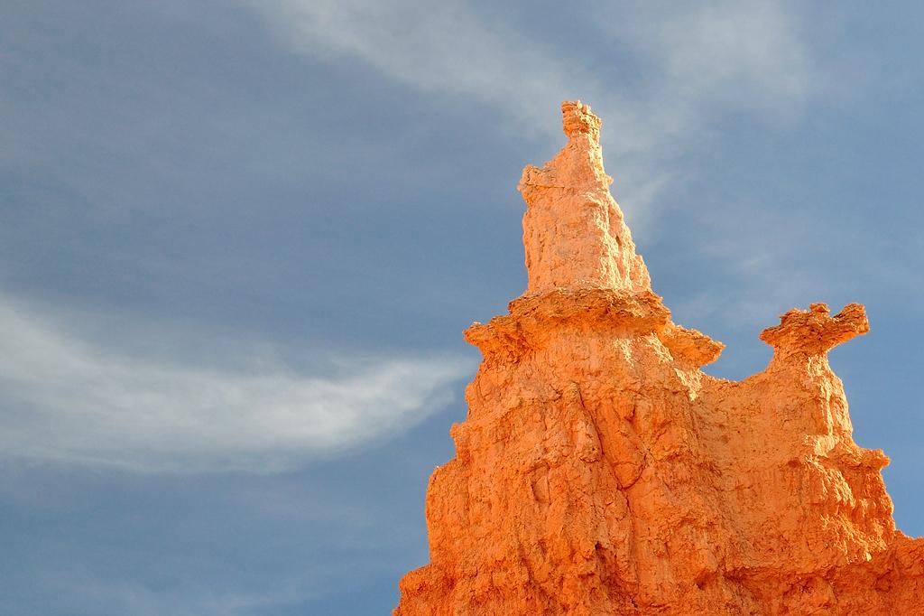 Queen Victoria Hoodoo, Queens Garden, Bryce Canyon ...