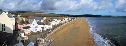 Torcross, Devon.
