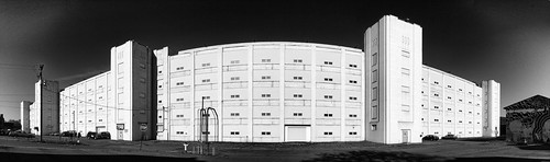 bw panorama ny building shoe shoes factory boots gimp olympus victory bn johnsoncity binghamton ep1 c2g fbm endicott hugin 17mm zd