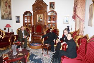 Greek orthodox church, Gaza