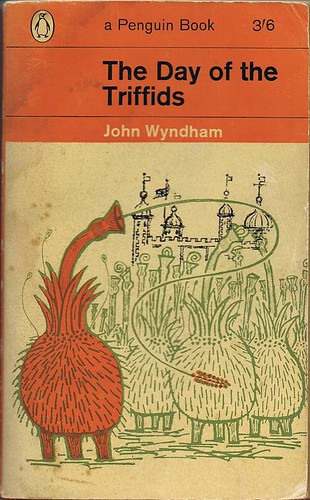 Penguin Book Cover Notebooks : Pádraig Ó méalóid day of the triffids